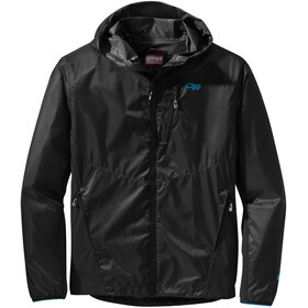 Outdoor Research M's Helium Hybrid Hooded Jacket Black
